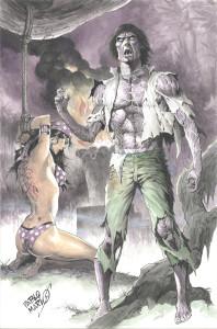 Zombie and Leyla