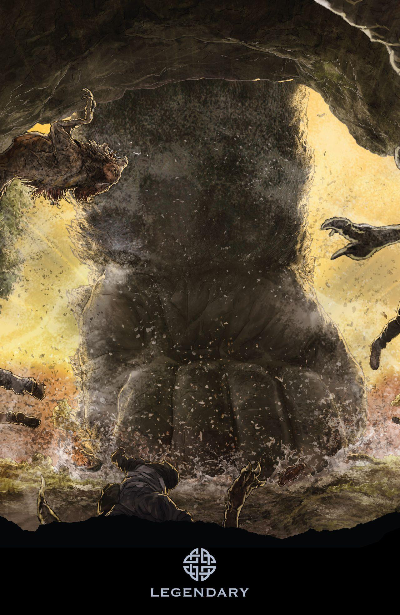 King Kong: la película y los cómics