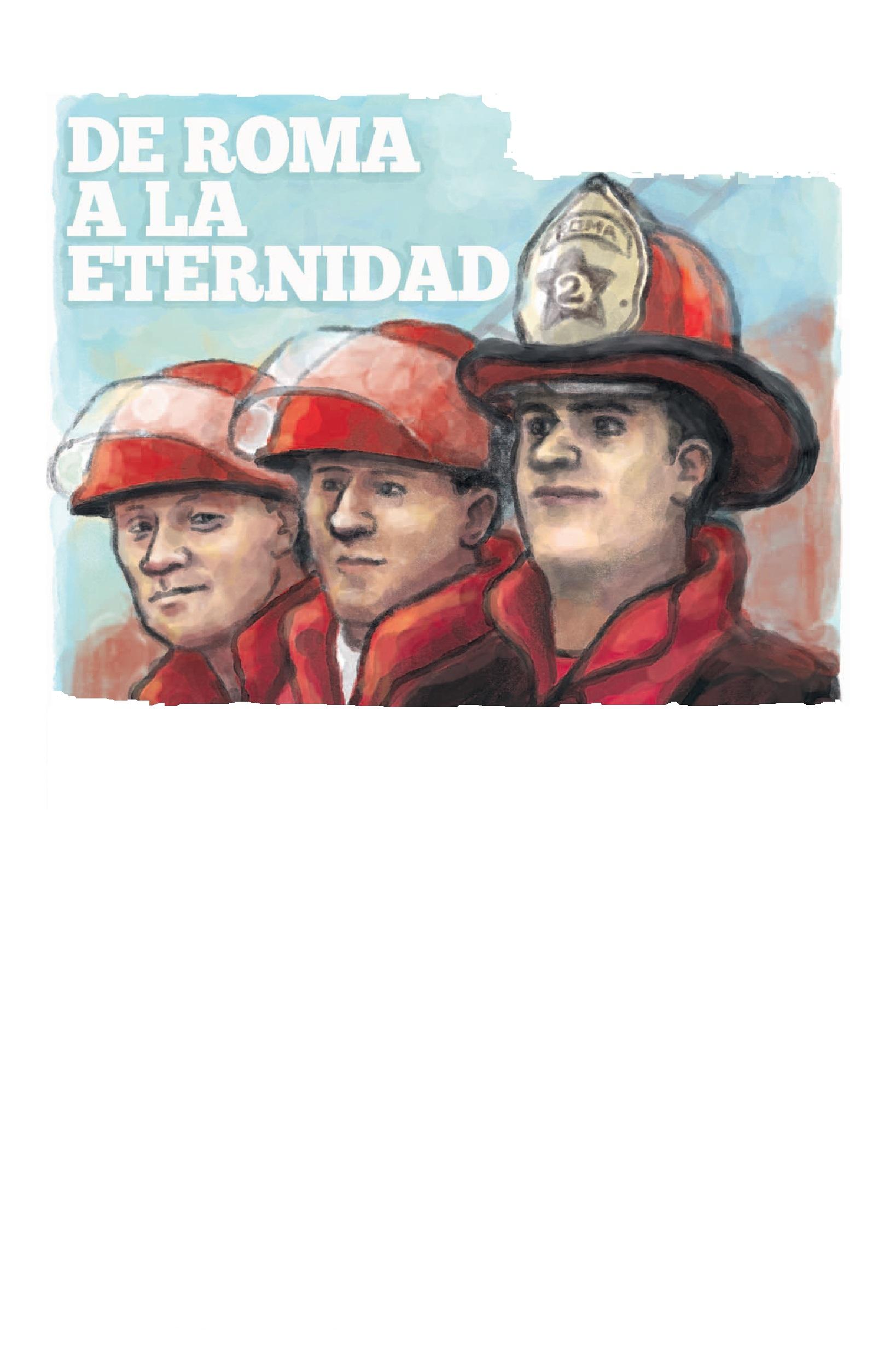 Homenaje a nuestros bomberos