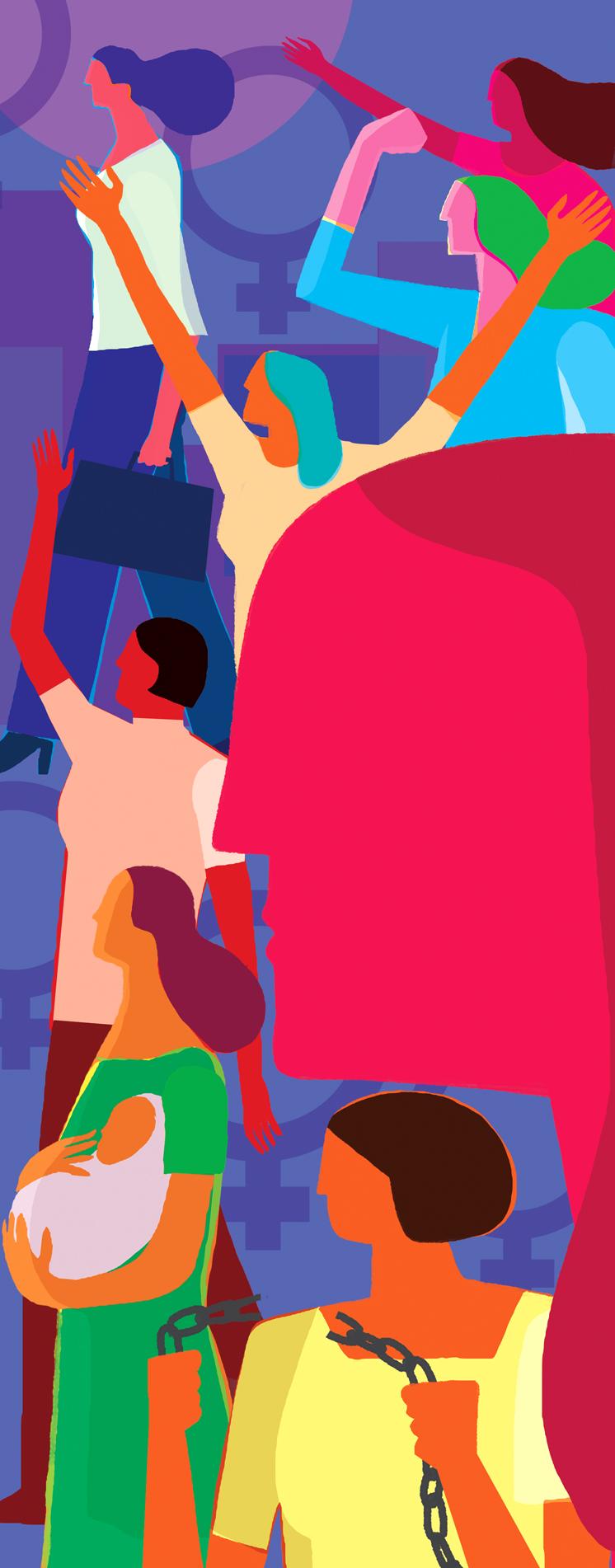 5 cómics en el Día Internacional de la Mujer