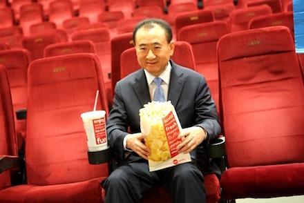 Wang Jianlin, el magnate número uno de China.