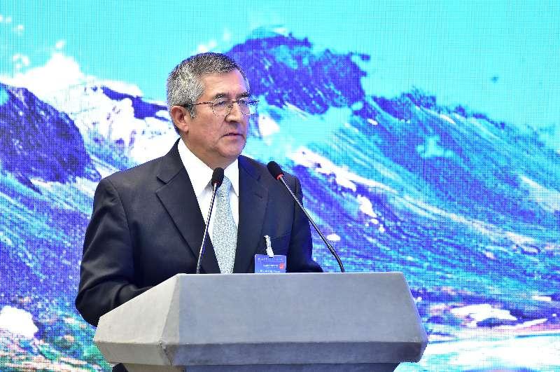 embajador conferencia