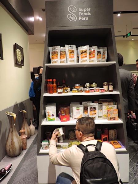 El consumidor chino busca productos saludables.