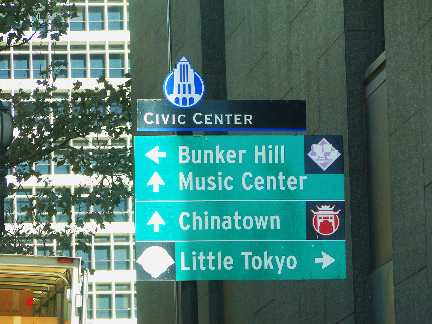 Centro Cívico de Los Angeles