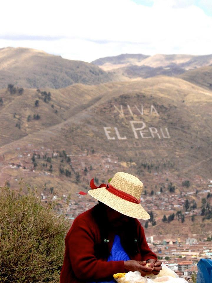 Feliz cumpleaños, mi Perú lindo