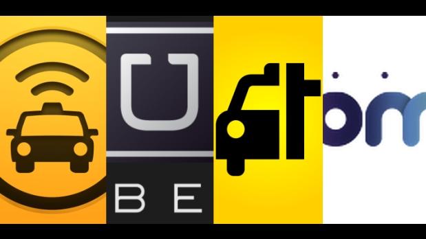 Versus: las apps de taxis a prueba