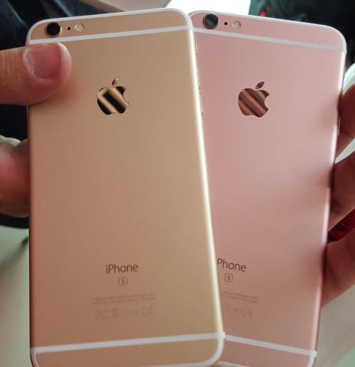 Las novedades del iPhone 6S y 6S Plus vienen por dentro