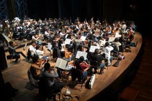 OSN y OSNJ juntas en concierto