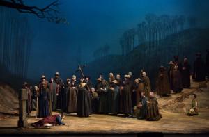 Tannhäuser de Wagner, en vivo en UVK