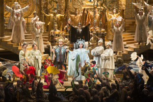 Espectacular Turandot desde el Met