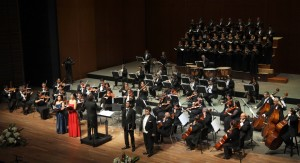 Un réquiem alemán de Johannes Brahms