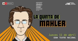 Sinfónica Juvenil presenta la Quinta de Mahler