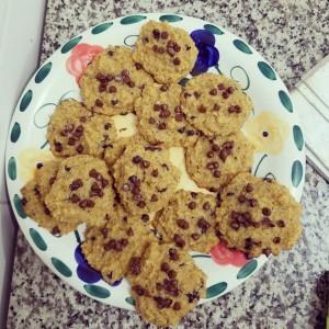 ¿Necesitas una receta rica? Prepara estas Galletas épicas de Quinua con Avena y Chispas de Chocolate