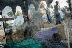 Refugiados en Lesbos:  una absoluta violación de los derechos humanos y graves necesidades psiquiátricas