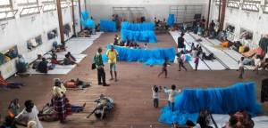 Sobrevivió al ciclón Idai y ahora atiende a pacientes de Médicos Sin Fronteras