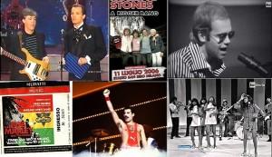 Especial: McCartney, los Stones, Queen, Bob Marley… 10 grandes en Italia