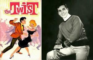 """Jimmy Santi, """"Mira cómo me balanceo"""" y aquella fiebre llamada el """"Twist"""""""