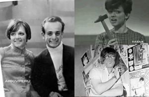 """El """"Loco"""" Ureta, Rita Pavone y la chica del martillo"""