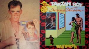 """Baltimora, el paramédico que se volvió """"Tarzan Boy"""" y el sida"""