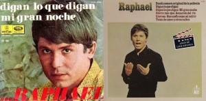 """Raphael, """"Mi gran noche"""" y una borrachera continua"""