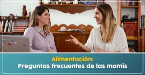 Recomendaciones de la nutricionista Analia Benavides para la alimentación de nuestros bebés.