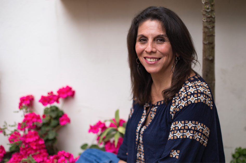 Giselle Silva, la mujer que transformó su dolor en arte