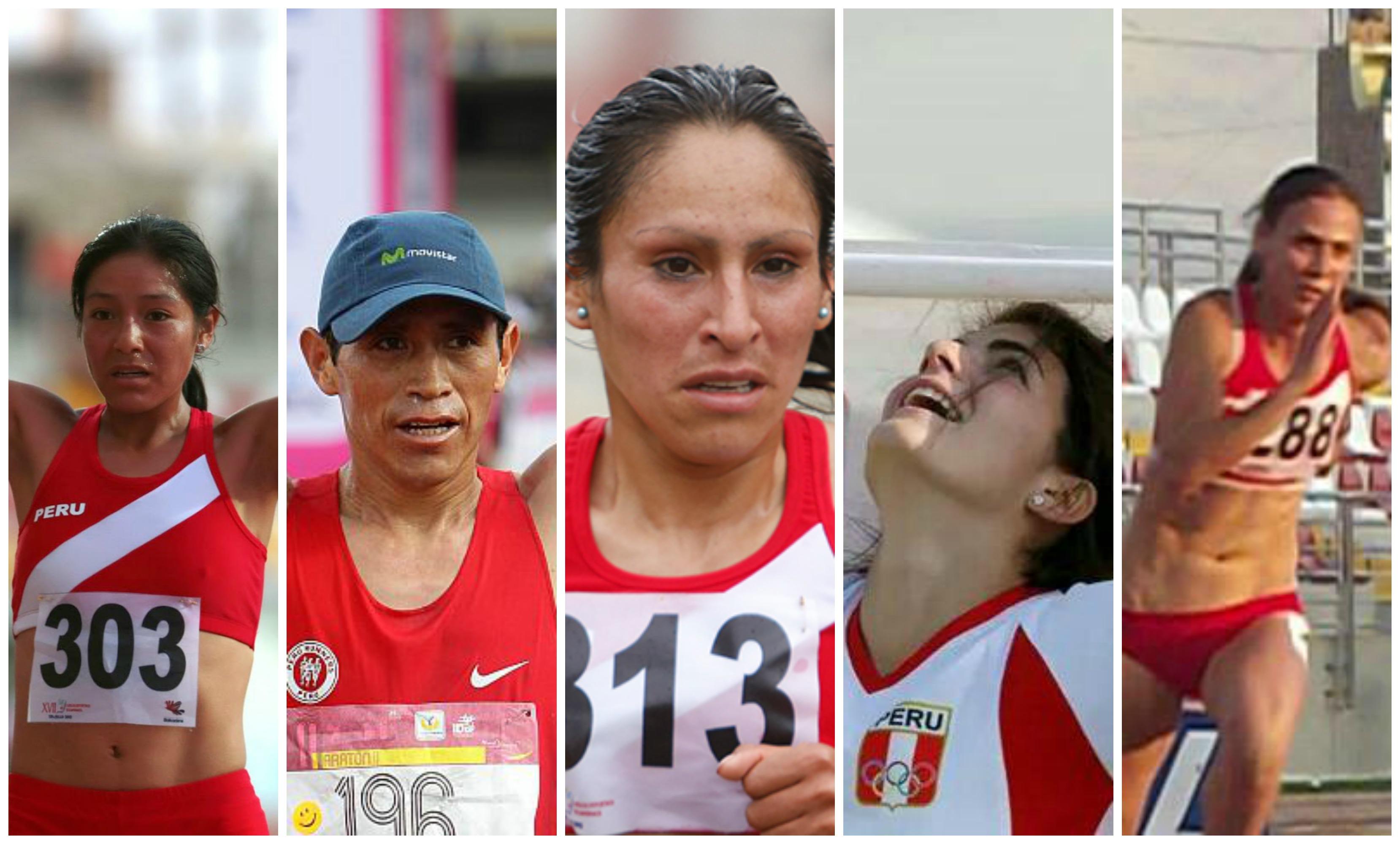 Un fin de semana inolvidable para el Atletismo Peruano