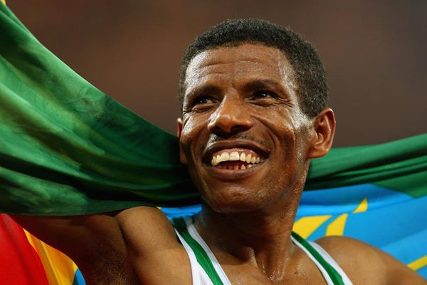 Haile Gebrselassie se retira del atletismo competitivo