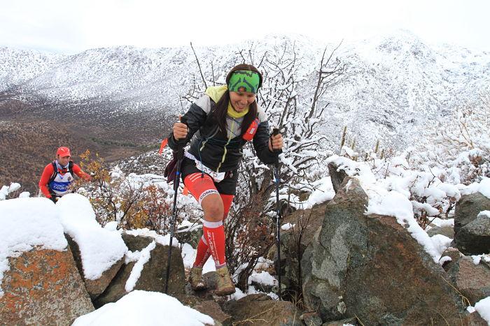 Ultra Trail Cordillera Blanca contará con la participación de Karina Palomino en su camino al UTMB
