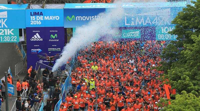 Lima 42K: Se abrieron las inscripciones para el Maratón de Lima 2017