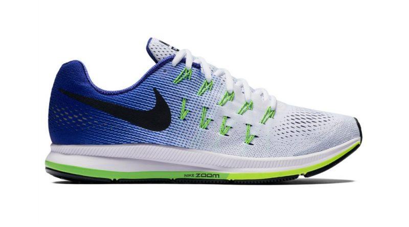 Analizando las Nike Pegasus 33
