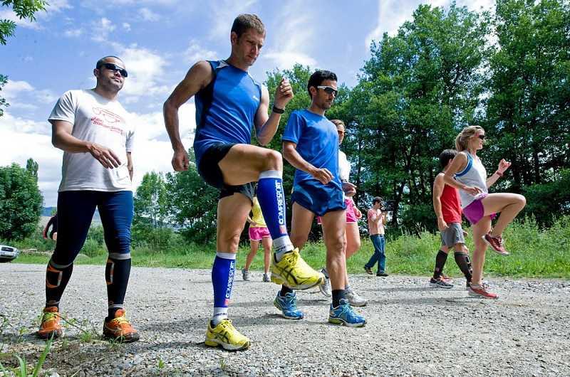 Ejercicios ideales para corredores