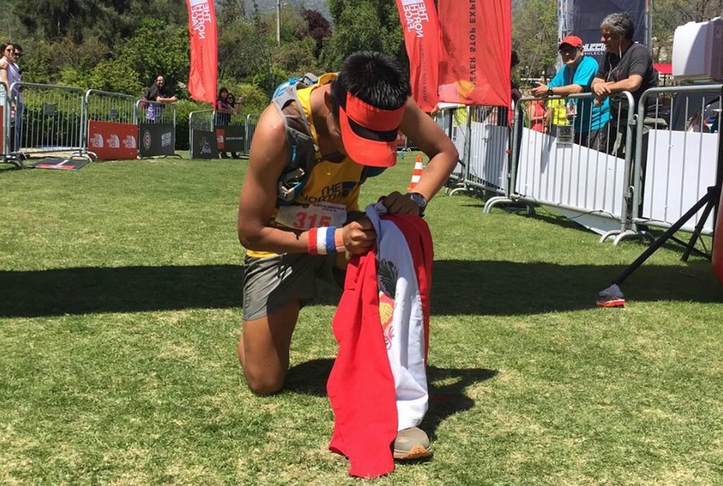 Peruano Stalin Carrasco logró segundo lugar en el Endurance Challenge 80K de Chile